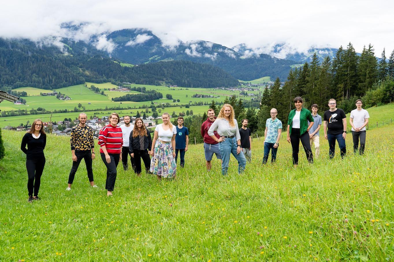Gruppenbild der GRAS