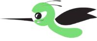 Mücke Grün